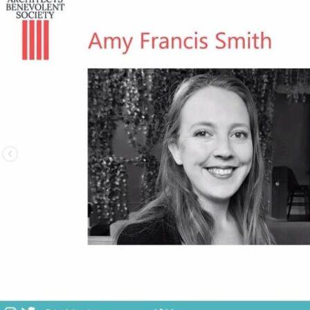 Architects Benevolent Society 2020 Volunteer Awards Amy Francis-Smith